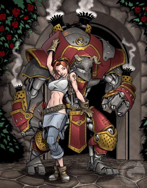 Принцессы из сказок перевоплощаются в герои боевиков