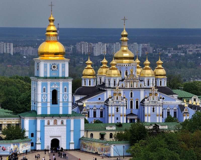 Тур по мировым столицам: Киев