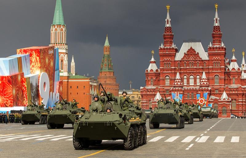 Новинки боевой техники, которые завтра появятся на параде Победы на Красной площади