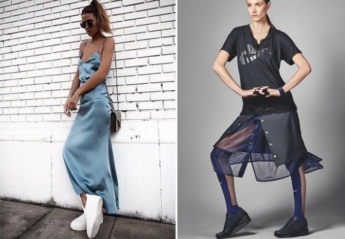Дизайнеры вот уже несколько сезонов подряд добавляют элементы этого в свои  коллекции и создают новые модные тренды. cb710279980