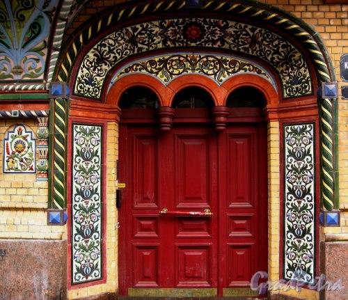 Необычная архитектура домов Санкт-Петербурга