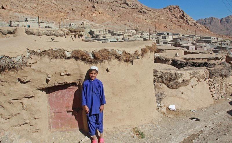 Деревня лилипутов в Иране