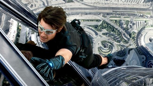 10 невероятных сцен в кино без спецэффектов