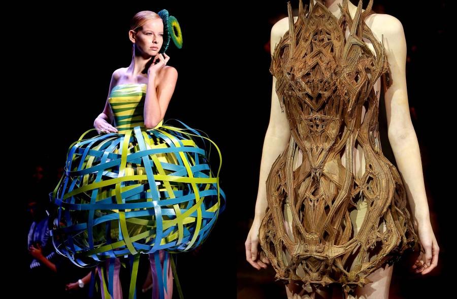 Картинки по запросу странные модные платья