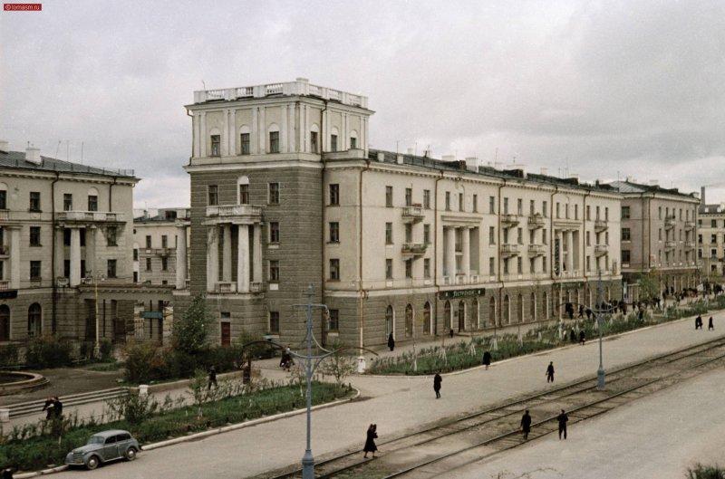 Про квартирный вопрос в СССР