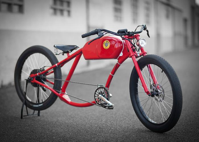 лучший ретро велосипед