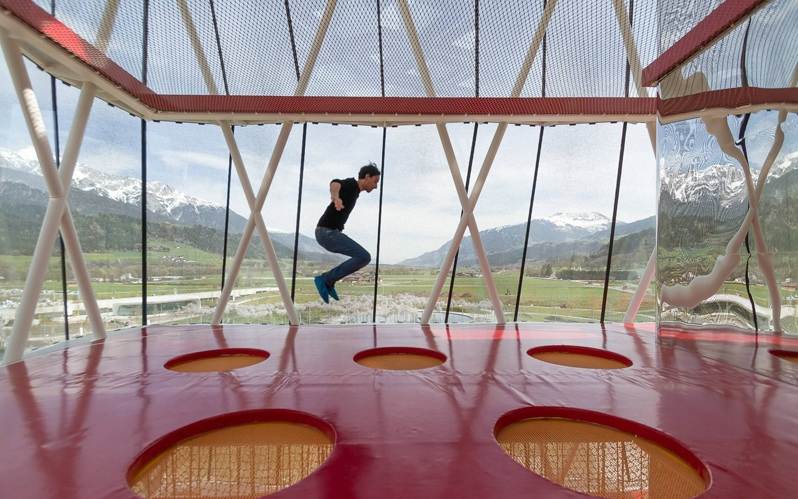 15 самых интересных детских площадок в мире