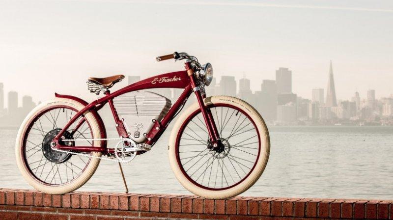 купить ретро велосипед