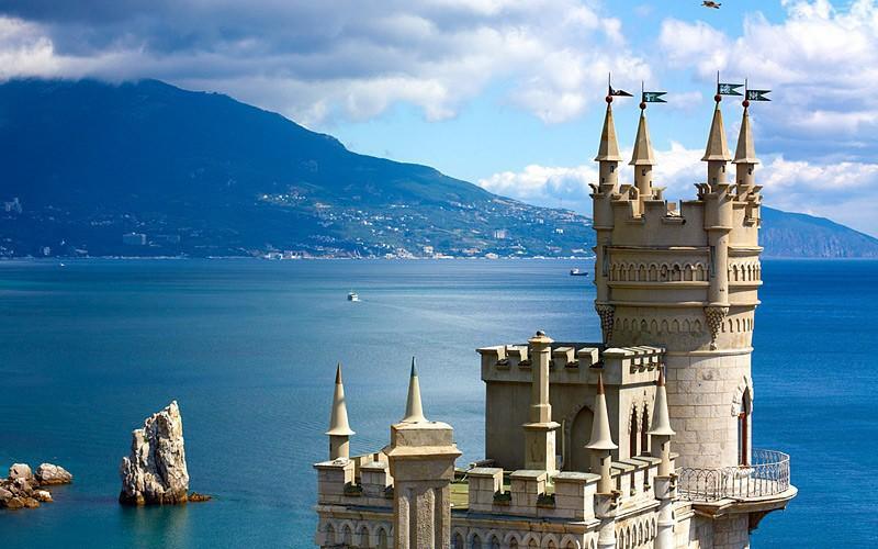 Исторические места Крыма