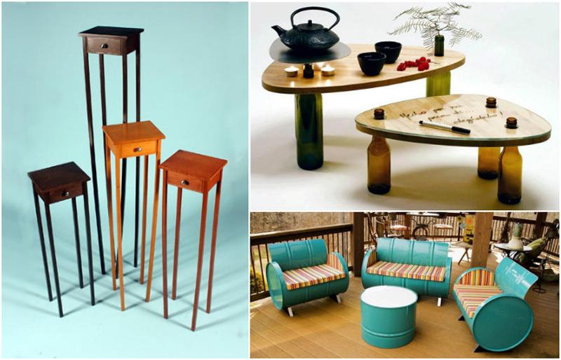 10 оригинальных предметов мебели