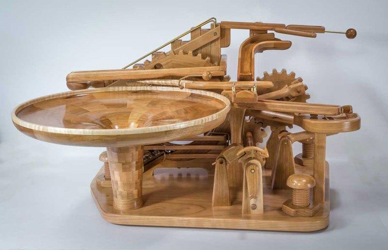 Удивительная гравитационная машина Ларри Марли (видео)
