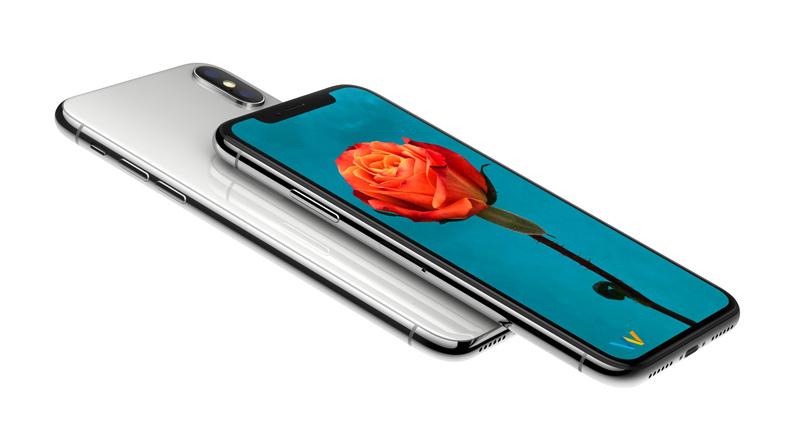 Самое интересное об iPhone X