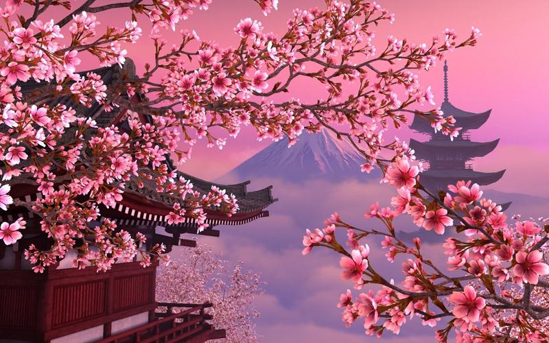 Самые удивительные места в Японии