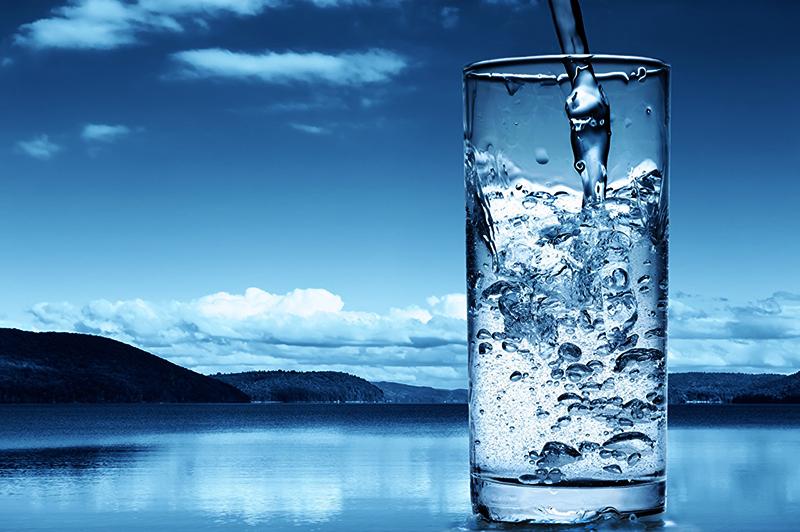 Кое-что интересное о питьевой воде