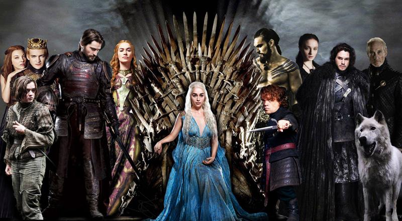 Самые лучшие сериалы последних лет