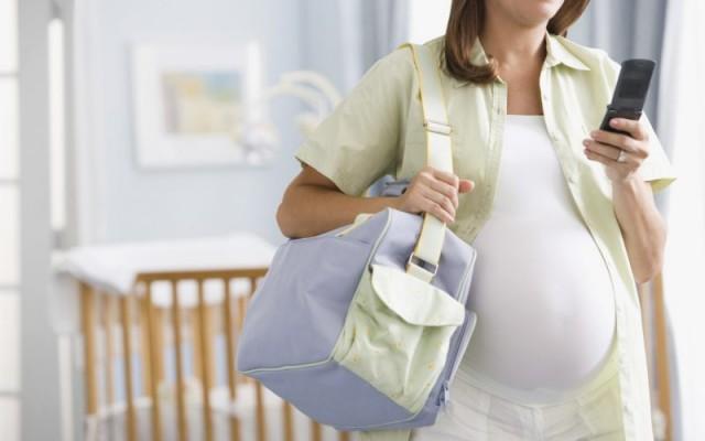 Роды осенью: что из вещей для малыша взять с собой в роддом