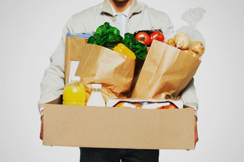 Кое-что интересное о доставке еды