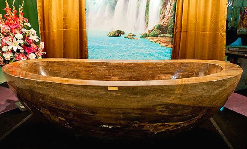 Самая дорогая ванная в мире