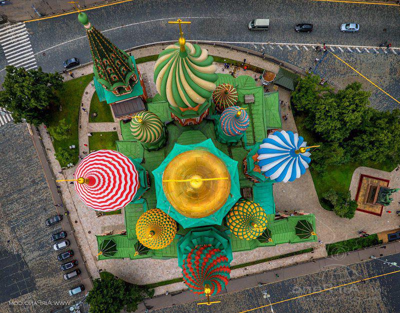 Места в Москве, которые могут удивить