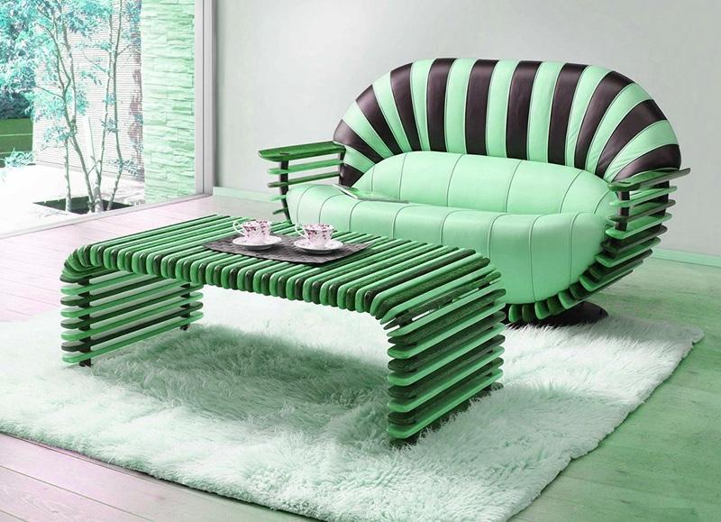 Необычная мебель для современной квартиры