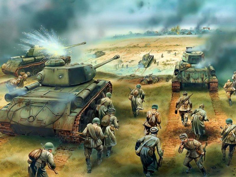 Мировая история пестрит огромным количеством войн