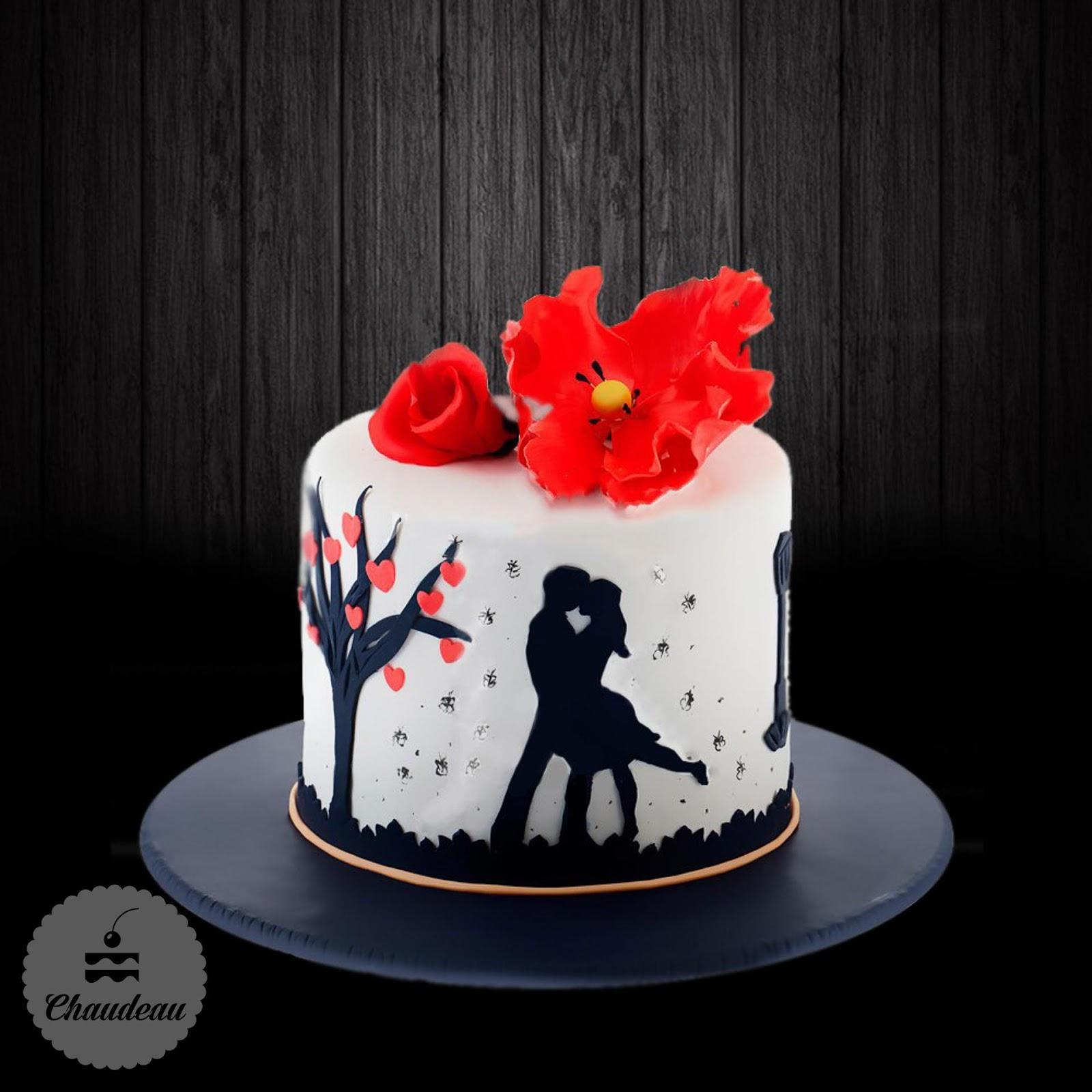 Торт для жены на день рождения фото