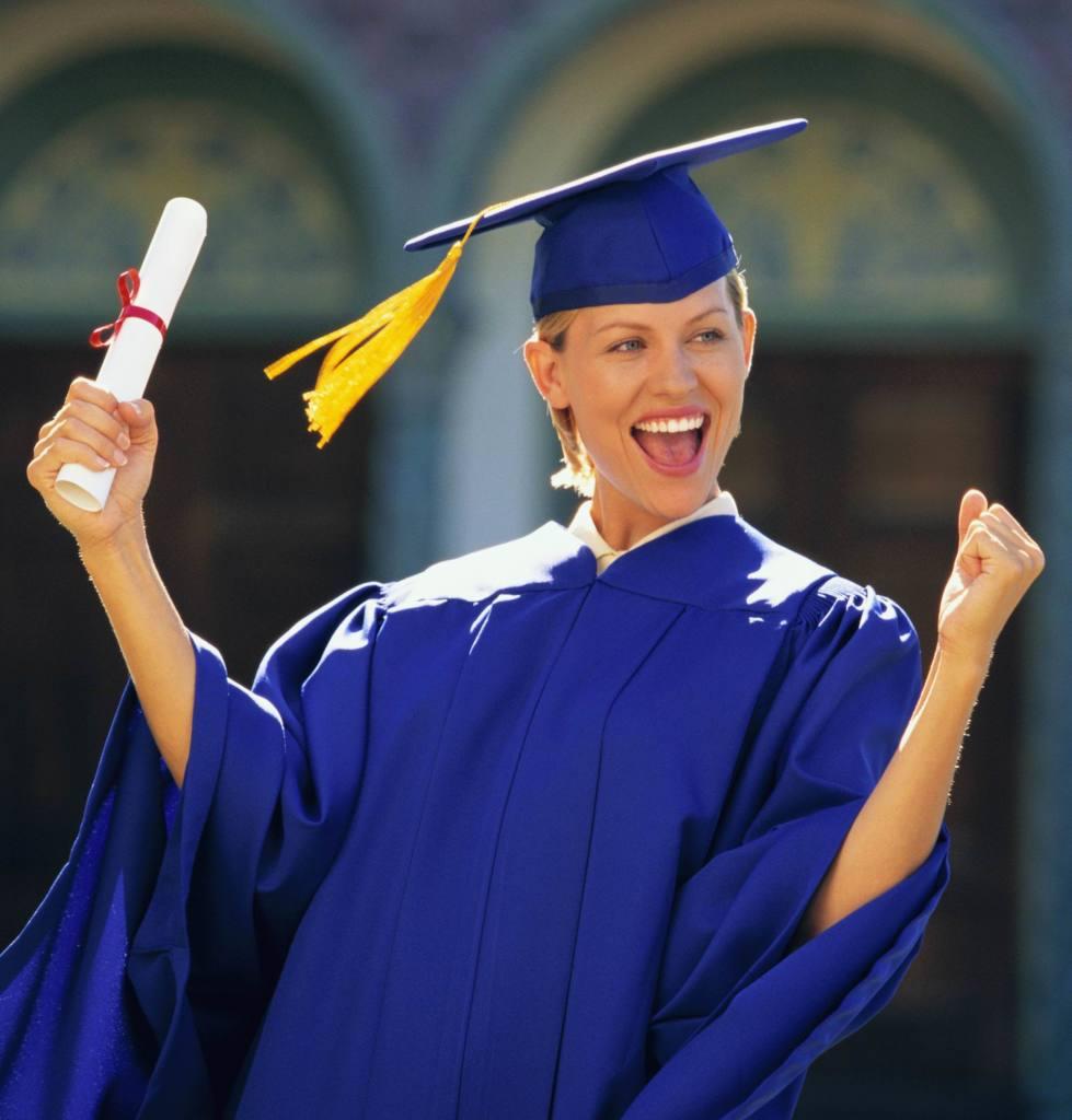 Прикольные картинки с получением диплома