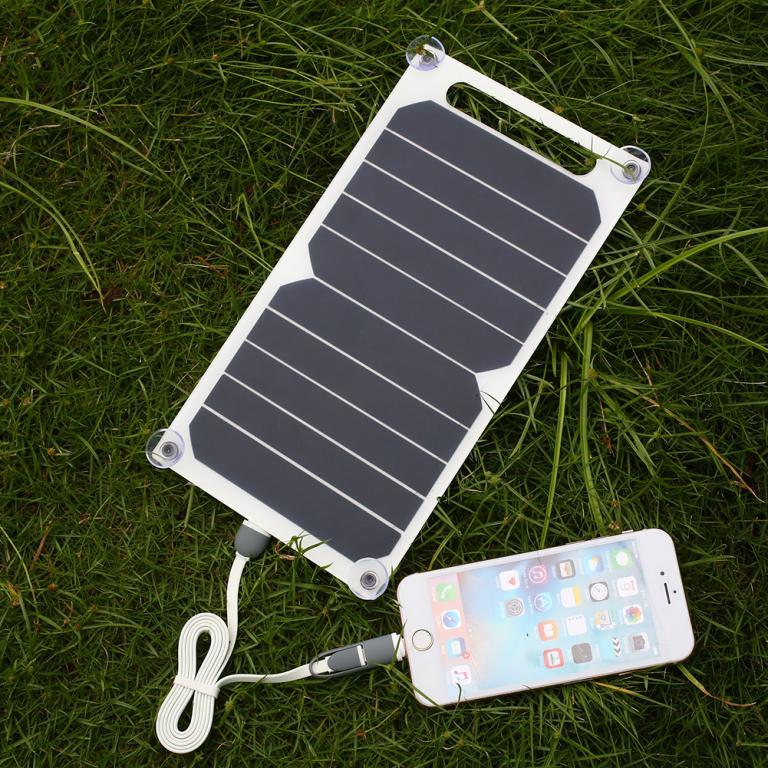 Солнечные батареи для мобильных устройств