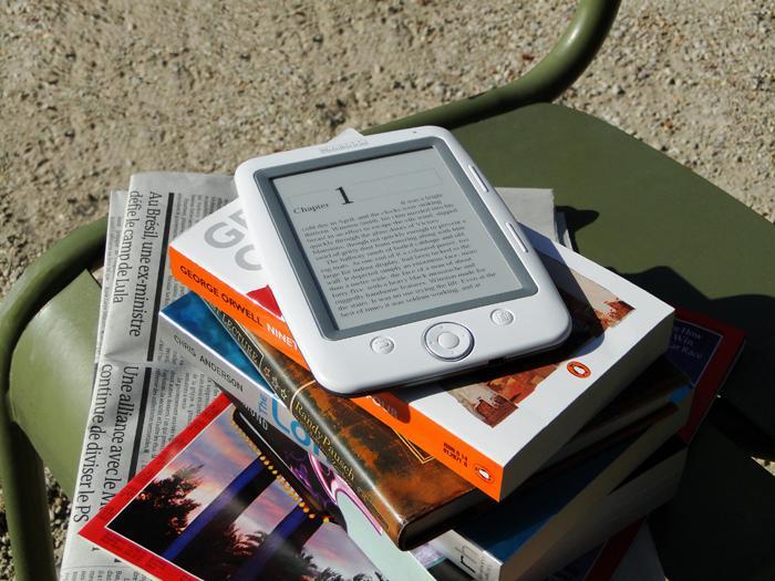 чтение электронной книги картинки состоят длинных