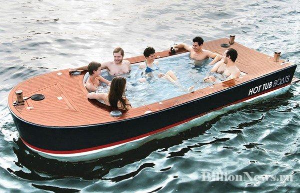 10 самых необычных лодок в мире