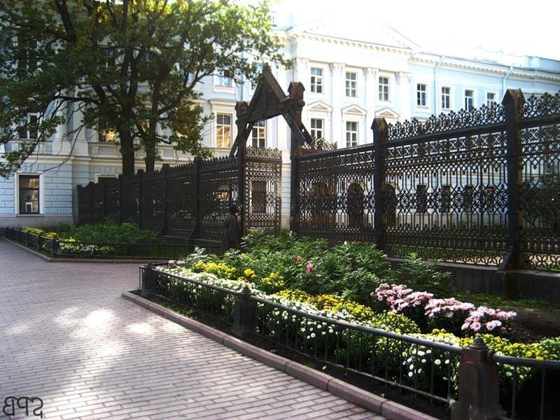 Малоизвестные места Санкт-Петербурга