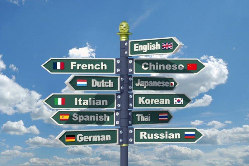 Интересные факты о переводах и языках мира