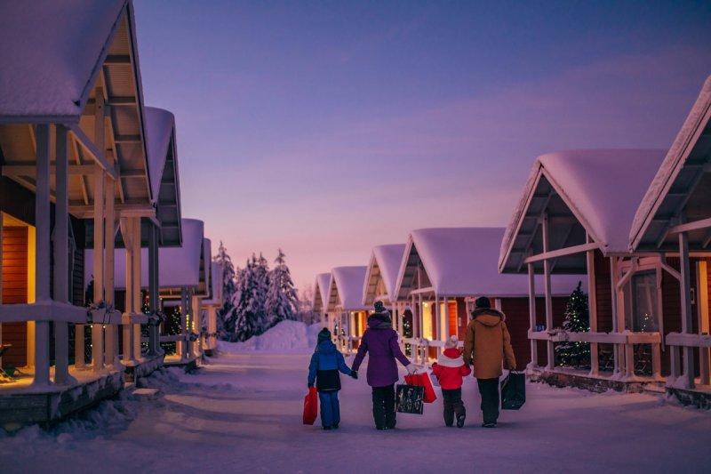 Интересные факты о Лапландии - Родине Санта-Клауса