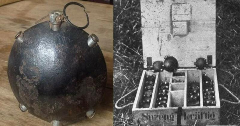 5 необычных боевых гранат