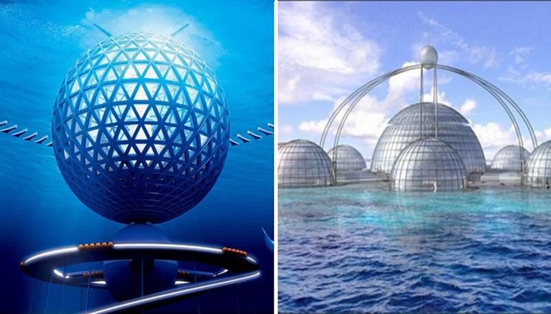 7 фактов о подводных городах, о которых надо знать их жителям
