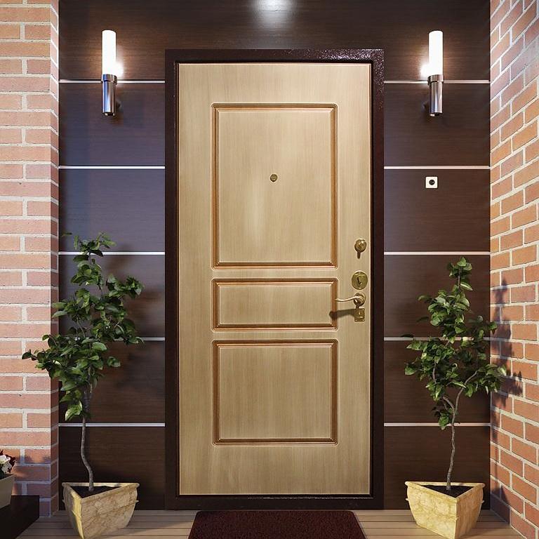 Как выбирать красивые входные двери