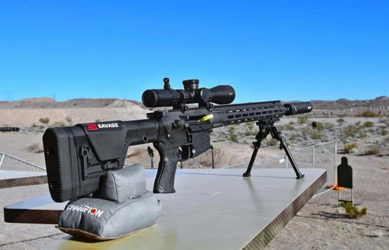 «Пятерка» многообещающих оружейных новинок, которые показали в Лас-Вегасе
