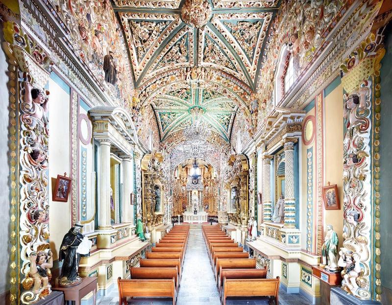 Величие 600-летней архитектуры Мексики