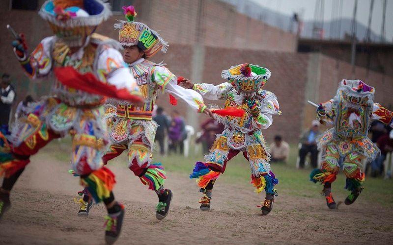 Удивительные танцы мира
