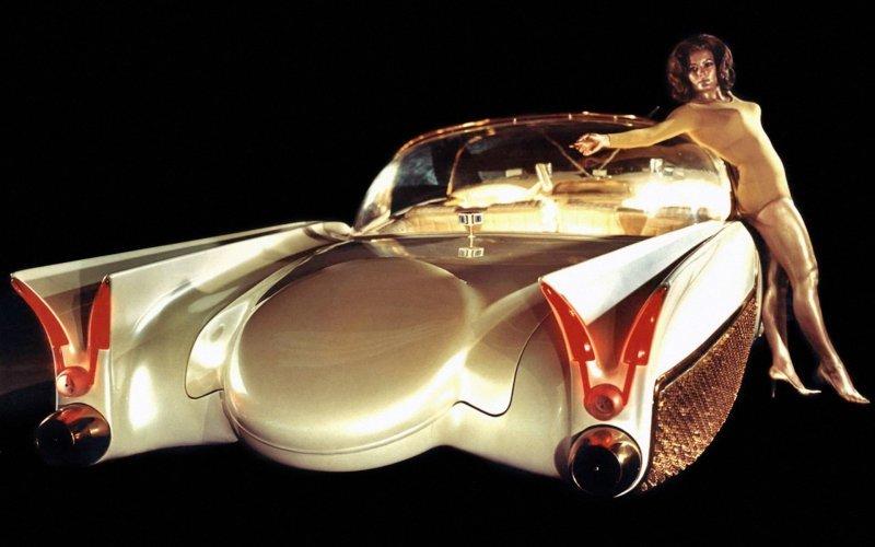 Golden Sahara II: беспилотный автомобиль из 50-х (14 фото + 2 видео)