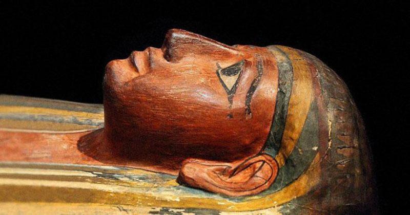 Краски, сделанные из мумий