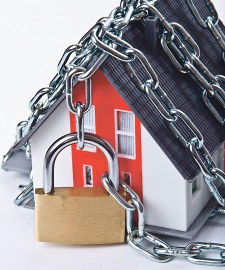 как обезопасить недвижимость