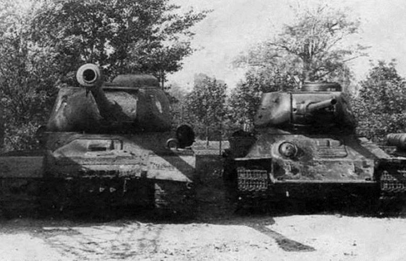 Для чего советские танкисты вешали ведро на ствол танка