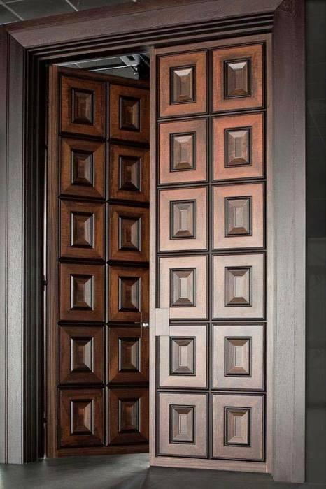 25 великолепных дверей, которые притягивают внимание