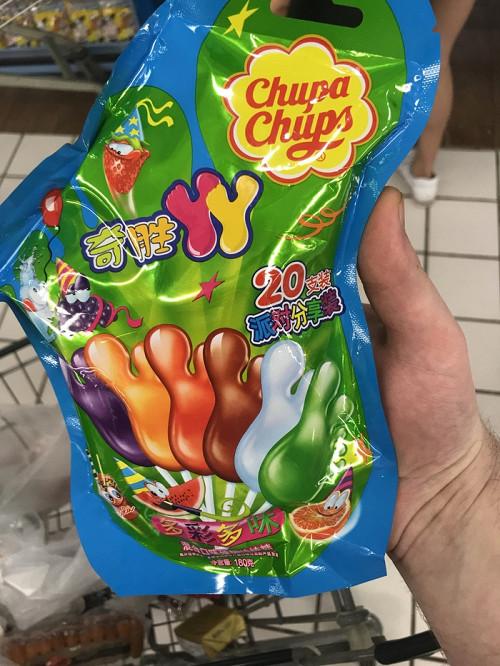 """Обычная еда с оригинальным """"китайским"""" вкусом"""