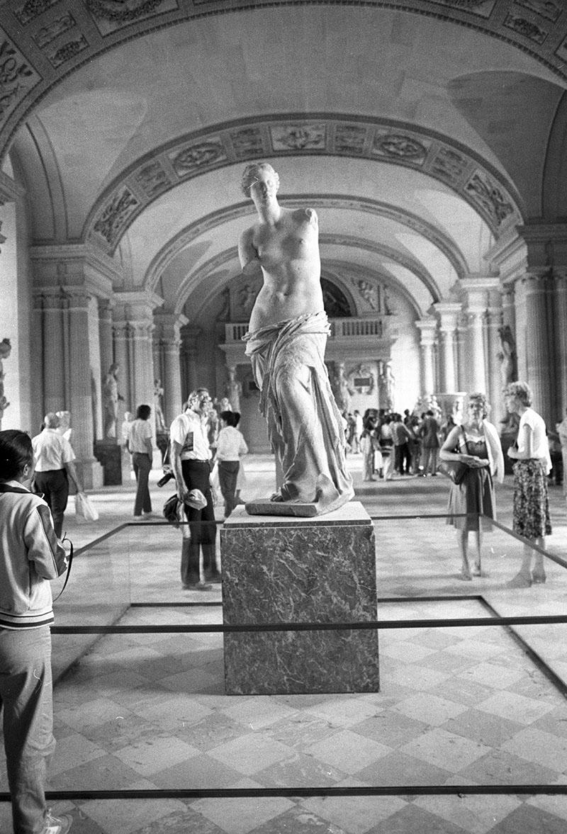 Кто и зачем оторвал руки статуе Венеры Милосской