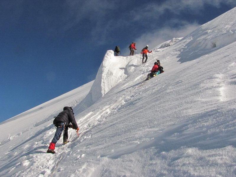 Экстрим и активный отдых в Грузии