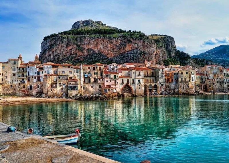 ТОП-8 удивительных фактов о Сицилии