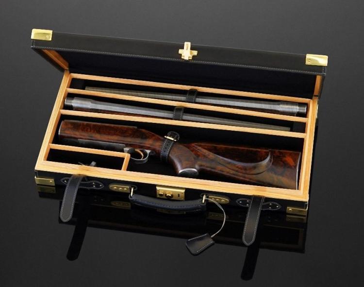 Самое дорогое охотничье ружье (12 фото)