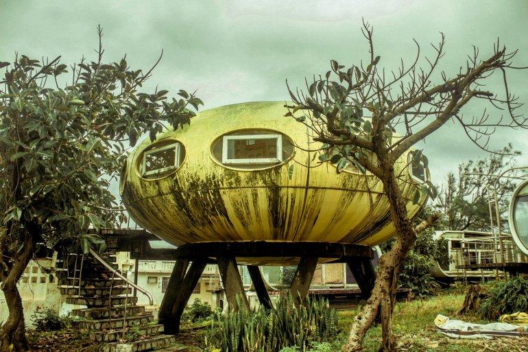 Ванли - Деревня НЛО в Китае
